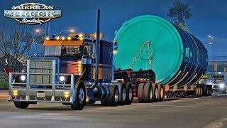 American Truck Simulator - Giant Silo