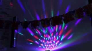 Светодиодный диско шар Led Party Light