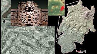 Descubren Angamuco una Ciudad perdida en Michoacán México que es del tamaño de Manhattan
