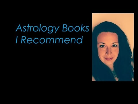 Learning Astrology? These are some of the books I recommend.