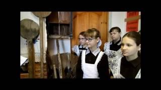 Музейный урок   Русская изба конца XIX   начала XX века