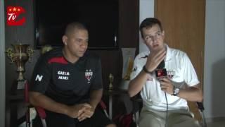 Primeiras declarações de Walter após ser contratado pelo Atlético