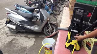 Đánh giá máy Rửa Xe Karcher K5 EU_ITALY