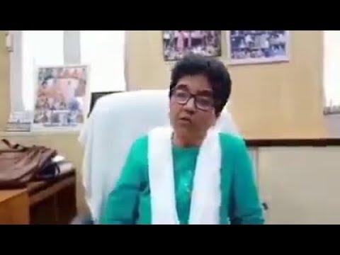 Kanpur Medical College की प्रिंसिपल Arti Lalchandani ने जमाती वाले बयान पर मांगी माफी