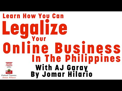 Virtual Assistant Training: How You Can Legalize Your Online Business In The Philippines