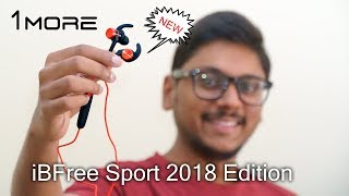 1MORE iBFree Sport Bluetooth Earphones Review New 2018: An Affordable Wireless!