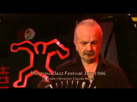 Astor Piazzolla with