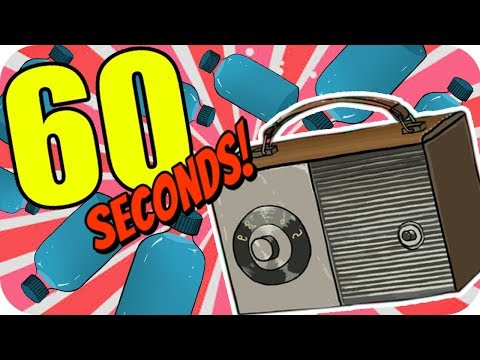 ¡La radio SALVA VIDAS! (Y no lo sabía xD) | 60 Seconds