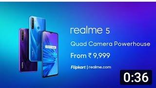 Realme 5 Pro _ Quad Camera 4 cameras _- 5000MH PowerHouse