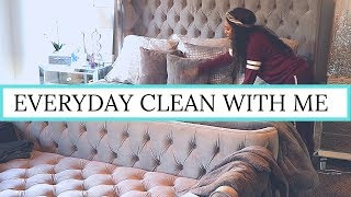 QUICK CLEANING | CLEANING MOTIVATION | EVERYDAY CLEAN WITH ME