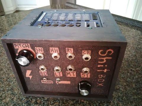 $10 DIY Electronic Drum Synth Module (digital Brain)