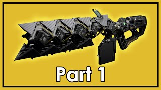 Destiny Taken King: How to Get Sleeper Simulant (Exotic Fusion Rifle) - Part 1