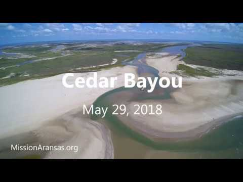 Cedar Bayou - May 29, 2018 - by The Reserve