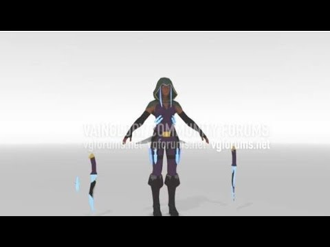 Vainglory 3.5 NEW HEROES LEAK!