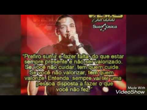 Frase De Wesley Safadão 2017 Youtube