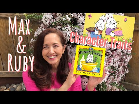 Bunny Cakes | Max And Ruby | Story Read Aloud | Hello Kindergarten