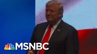 How President Donald Trump Handles Moments Of Crisis | Morning Joe | MSNBC