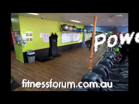 Fitness Forum Health club - gym tour