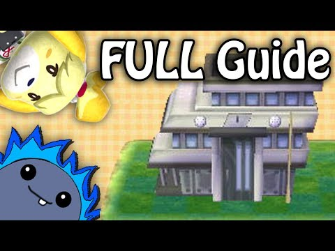 PUBLIC WORKS PROJECTS GUIDE/LIST - Animal Crossing: New Leaf