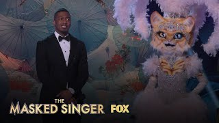 Nicole Guesses The Kitty Is Emma Roberts | Season 3 Ep. 13 | THE MASKED SINGER