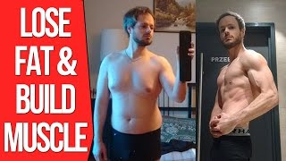 Can You Lose Fat And Gain Muscle At The Same Time?! (The Real Truth)