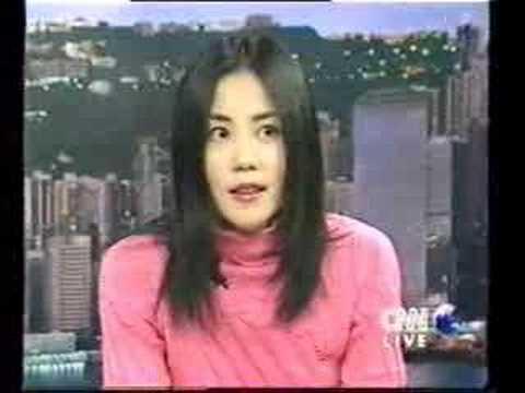 Faye in CNN part 2