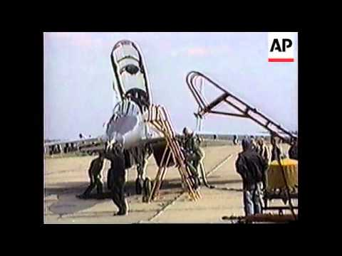 Russia - US Pilots Fly Russian Migs