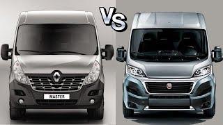 Рено мастер 2018 vs Фиат дукато 2018 || Renault Master 2018 vs Fiat ducato 2018