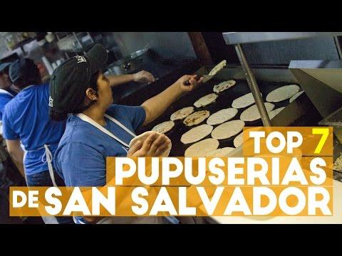 Las 7 mejores pupuserías de El Salvador