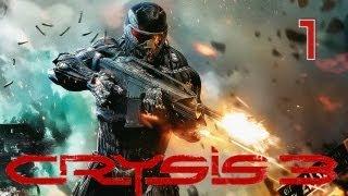 Crysis 3 прохождение с Карном. Часть 1