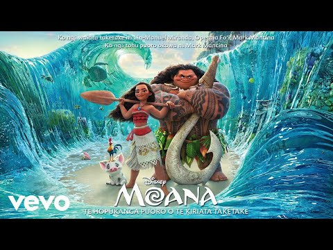 I Am Moana (Song of the Ancestors) (Ko Au A Moana) (Waiata a Nga tipuna) (From