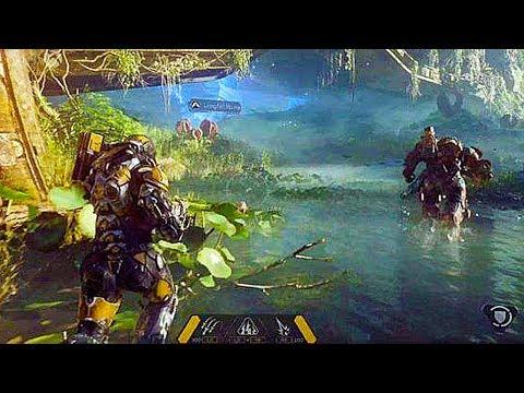ANTHEM Gameplay Demo (E3 2017)
