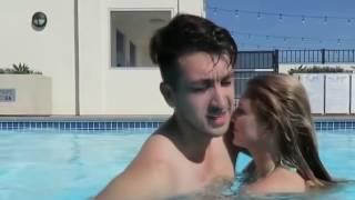 All Kissing Pranks From PrankInvasionVlogs   Hot Kissing Prank