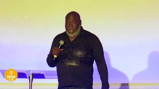 """""""Get Up and Eat"""" - Bishop T. D.  Jakes"""