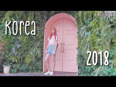 Korea Trip 2018   GinaJJ 💕