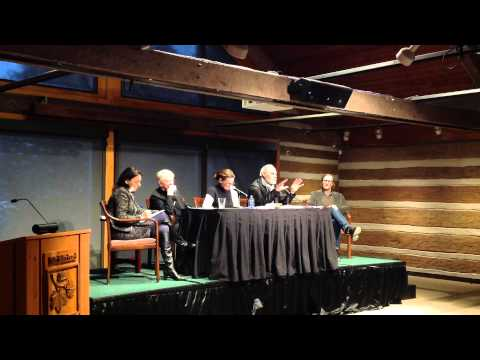 You Are Here A Sense of Place in Canadian Contemporary Art   Discussion Panel
