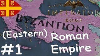 Imperator: Rome | RESTORING EASTERN ROMAN EMPIRE #1