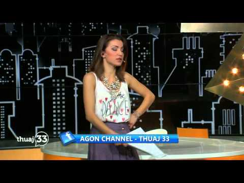 """THUAJ 33"" AGON CHANNEL puntata 54 pjesa 1"