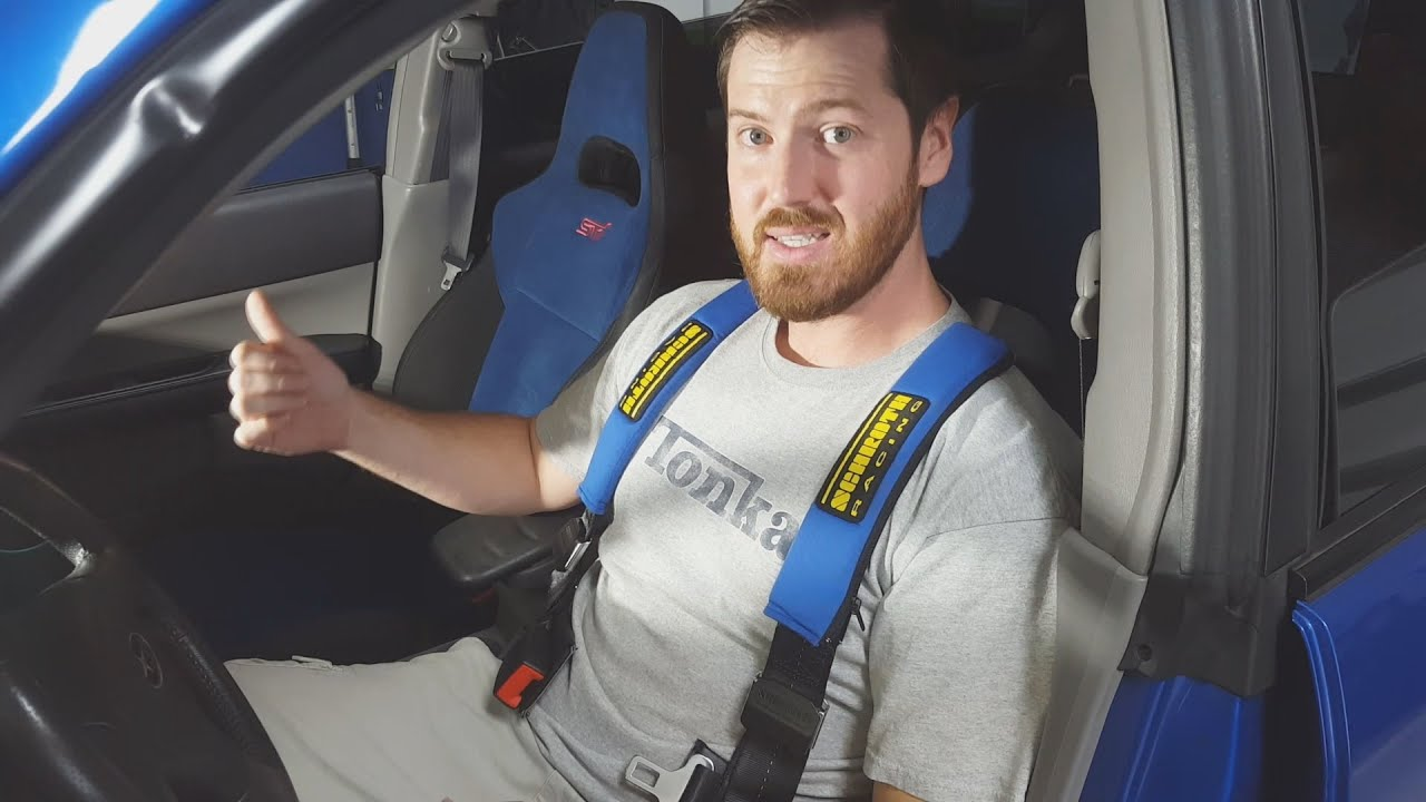 Subaru Forester Sti In Depth Look Part 2 Seats Racing