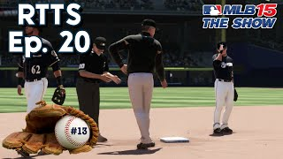 MLB 15 The Show (PS4) Road To The Show SP Ep. 20 | I Miss Lucroy