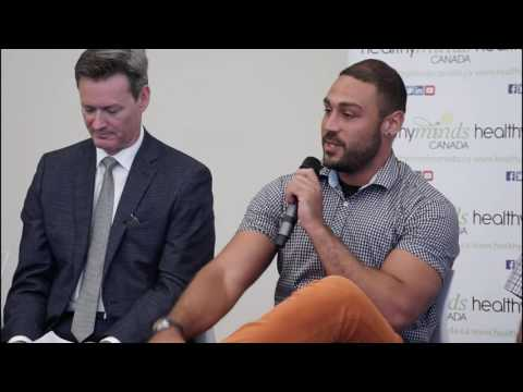 Mind & Body: Sports and Mental Health (Full Panel)