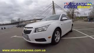 Как купить Авто в США? Обзор автомобиля Chervolet  Cruze купленного в Америке