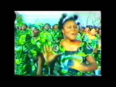 Animation du zaire de mobutu REGARDE
