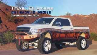 Trail Blazers: the Ultimate Truck Accessories Store