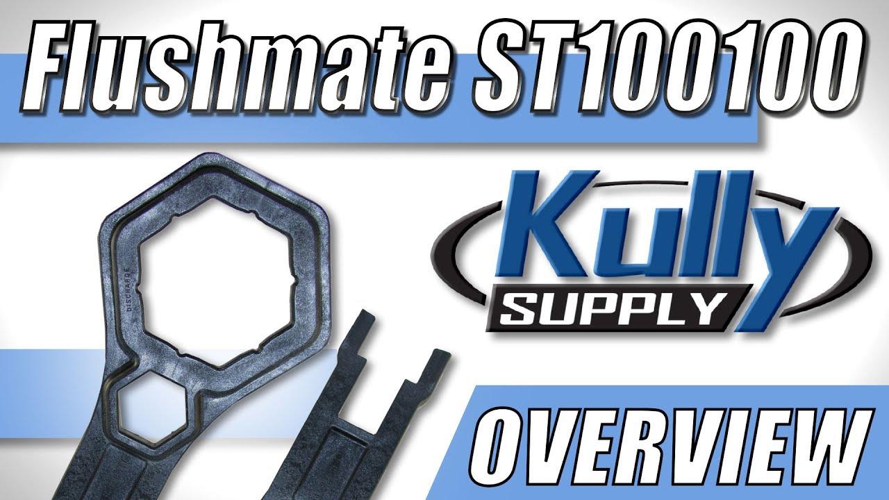 Sloan ST100100 Flushmate Cartridge Wrench Hand Tools Automotive ...