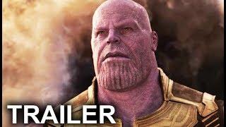 Avengers Infinity War - Trailer Subtitulado Español Latino 2018