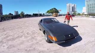 Ferrari Daytona Test Drive