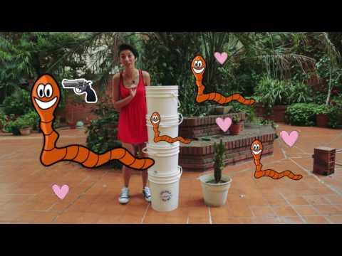 Composteras Eco House – ¿Cómo se composta?