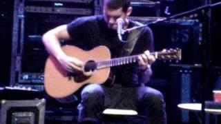 "John Mayer 12-06-08 Nokia Theatre ""Hummingbird"""