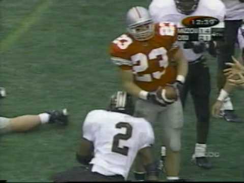 1998: Ohio State v. Missouri (Drive-Thru)